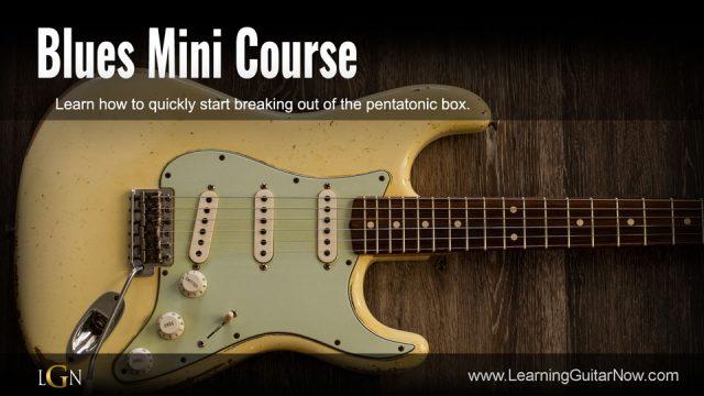 Blues Mini Course