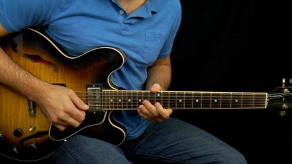 Podcast 2 – BB King Lucille Style Lick