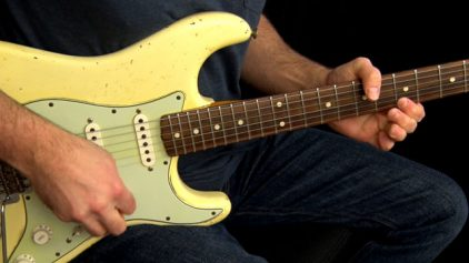 Podcast 5 – Johnny Winter Style Lesson