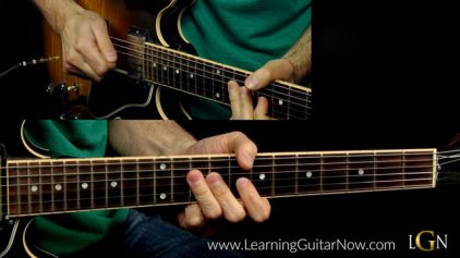 Podcast 20 – BB King Slow Blues Lesson