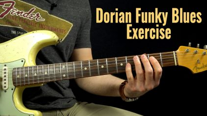 Podcast 27 – Funky Dorian Exercise Podcast