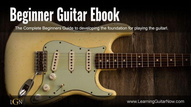 Beginner Guitar Ebook