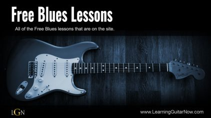 Slow Blues in Bb Intermediate Lesson