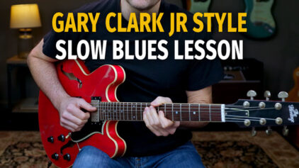 Gary Clark Jr Three O' Clock Style – Podcast 82