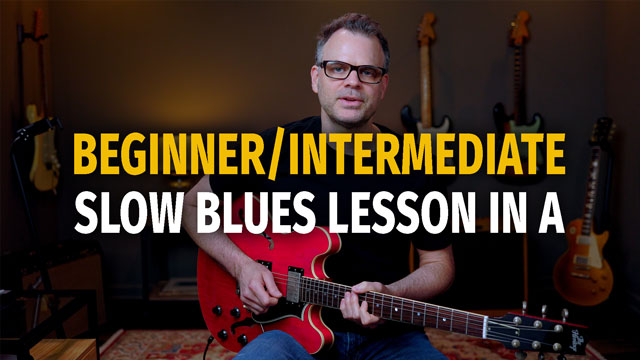 Slow Blues Supplement in A Free Lesson.mp4